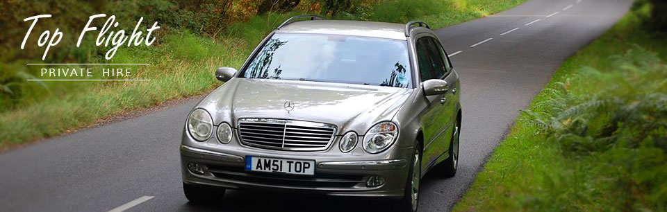 Welcome to Top Flight Private Hire